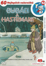 DVD Bubáci a hastrmani 1