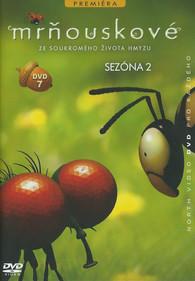 DVD Mrňouskové 7 -