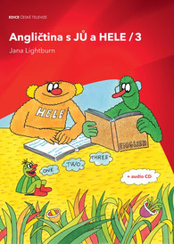 Angličtina s JŮ a HELE/3 + audio CD