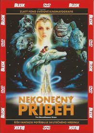DVD Nekonečný příběh - Wolfgang Petersen