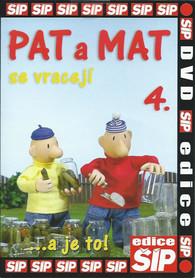 DVD Pat a Mat 4 -