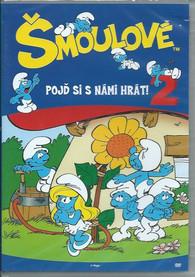 DVD Šmoulové 2 -