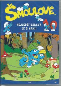DVD Šmoulové 10 -