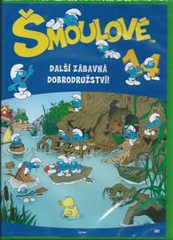 DVD Šmoulové 14 -
