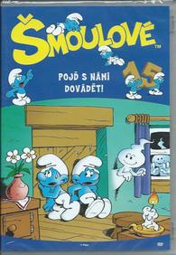 DVD Šmoulové 15 -