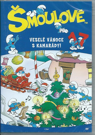 DVD Šmoulové 17 -
