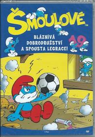DVD Šmoulové 19 -