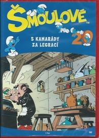 DVD Šmoulové 20 -