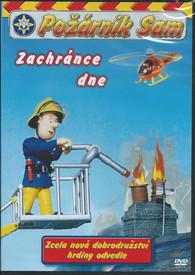 DVD Požárník Sam - Zachránce dne (plast) -