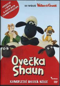 DVD Ovečka Shaun - Kompletní druhá série (5DVD) -
