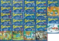 DVD Šmoulové sada (22 DVD) -