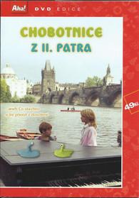 DVD Chobotnice z II. patra - Jindřich Polák