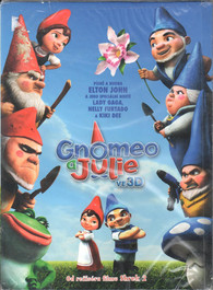 DVD Gnomeo  a Julie