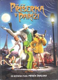 DVD Příšerka v Paříži -
