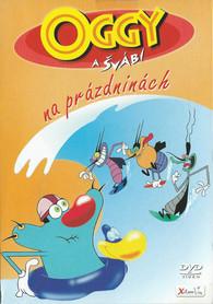 DVD Oggy a švábi – Na prázdninách -