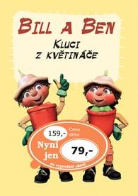 Bill a Ben Kluci z květináče -