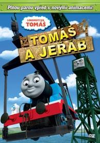 DVD Lokomotiva Tomáš - Tomáš a jeřáb -
