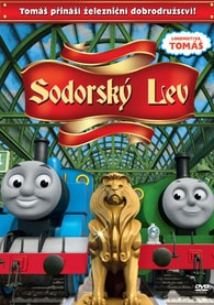 DVD Lokomotiva Tomáš - Sodorský lev -