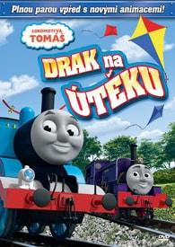 DVD Lokomotiva Tomáš - Drak na útěku -