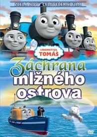 DVD Lokomotiva Tomáš - Záchrana mlžného ostrova -
