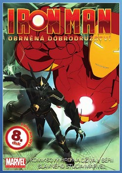 DVD Iron Man 8