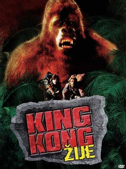 DVD King Kong žije