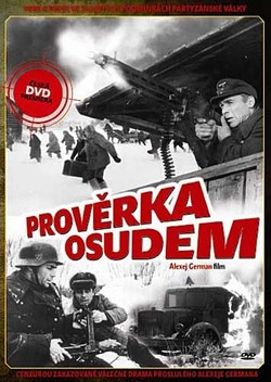 Image of DVD Prověrka osudem - Alexej German