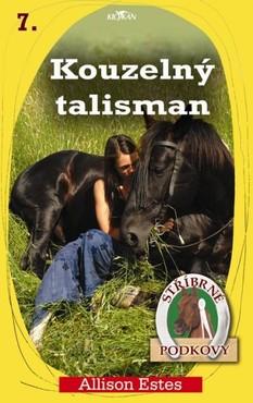 Image of Stříbrné podkovy 7 - Kouzelný talisman - Allison Estes