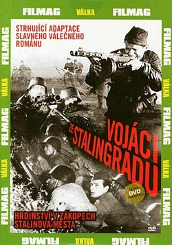 Image of DVD Vojáci ze Stalingradu - Alexandr Ivanov