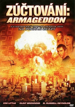 Image of DVD Zúčtování: Armageddon - A. F. Silver