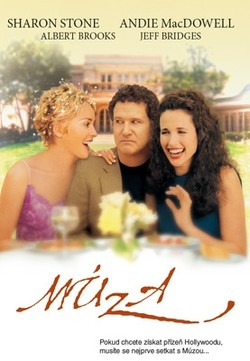 Image of DVD Múza - Albert Brooks