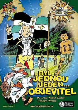 Image of DVD Byl jednou jeden objevitel 4 - Albert Barillé