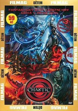 DVD Chaotic 4 (Slim box)