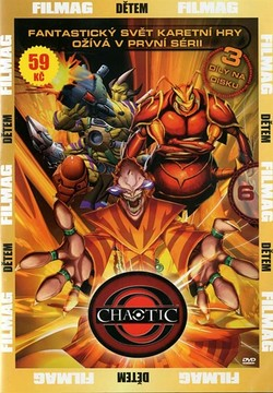 DVD Chaotic 6 (Slim box)