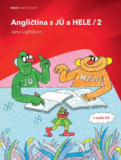 Angličtina s JŮ a HELE/2 + audio CD