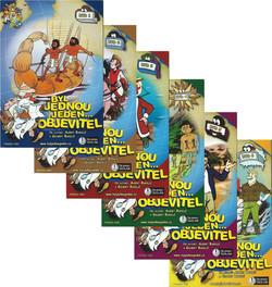 Image of DVD Byl jednou jeden objevitel sada (6 DVD) - Albert Barillé