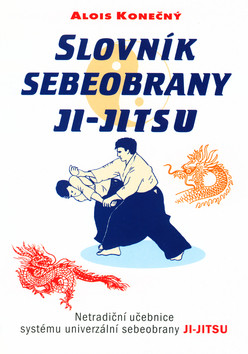 Image of Slovník sebeobrany Ji-Jitsu - Alois Konečný