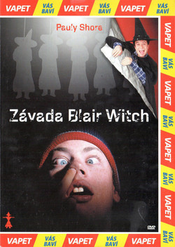 DVD Závada Blair Witch