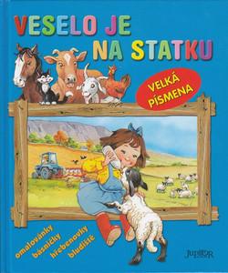 Image of Veselo je na statku - Alena Špačková