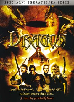 DVD Dragon (Digipack)