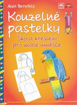 Image of Kouzelné pastelky - Alex Bernfels